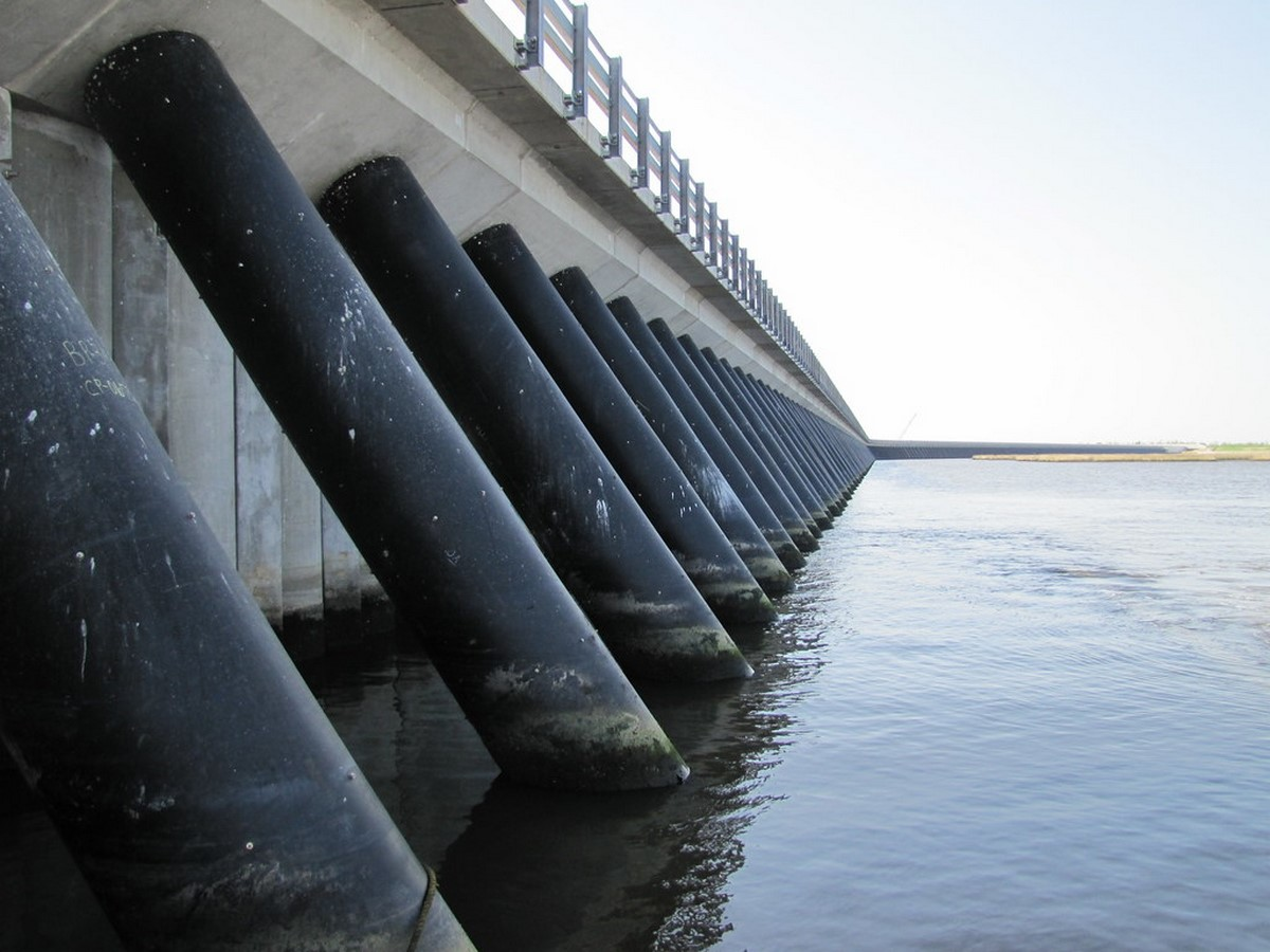 IHNC Lake Borgne Surge Barrier- The Great Wall of New Orleans - Sheet6