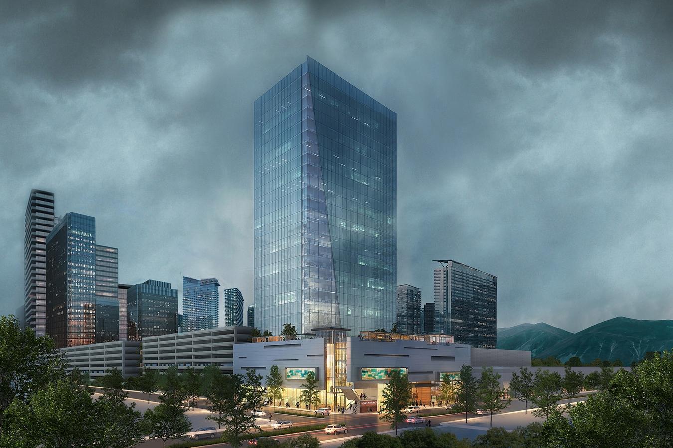 Office Tower - sheet1
