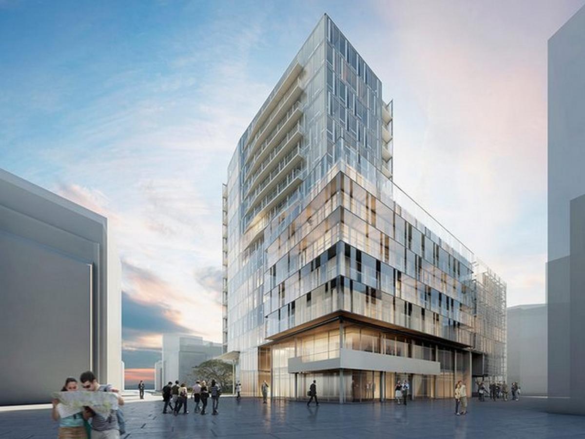 Engel & Völkers Headquarters and Apartments - sheet2