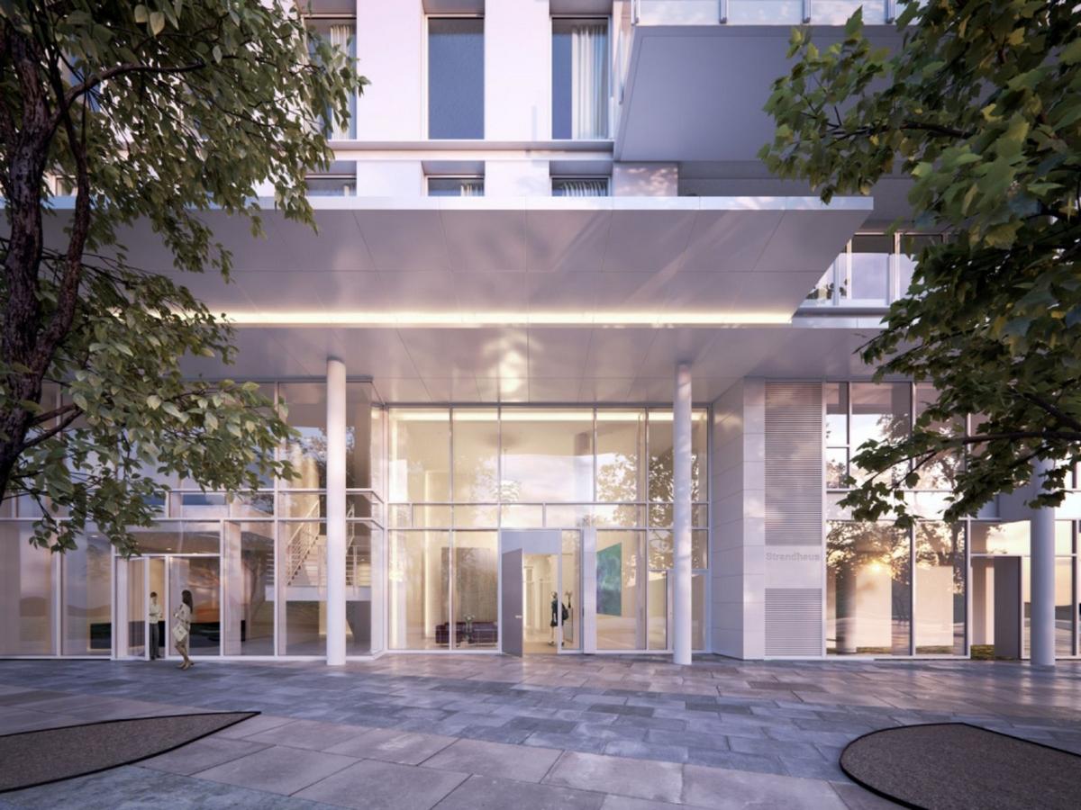 Engel & Völkers Headquarters and Apartments - sheet3