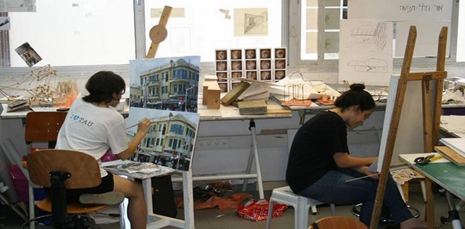Artistic subjects in architecture school, and why we must pay attention - Sheet1
