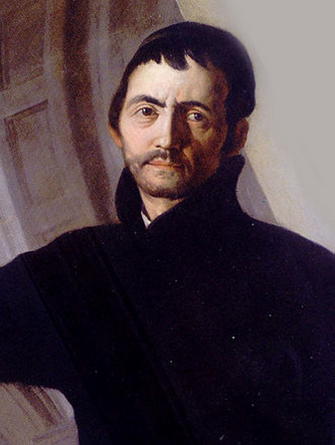 10 Famous architects who were/are great painters -Andrea Pozzo - Sheet1