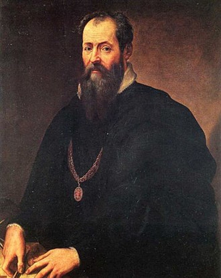 10 Famous architects who were/are great painters- Giorgio Vasari - Sheet1