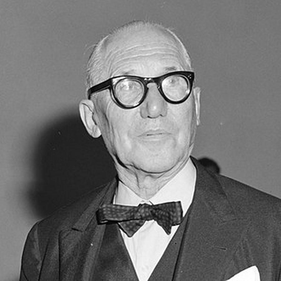 Le Corbusier - Sheet1