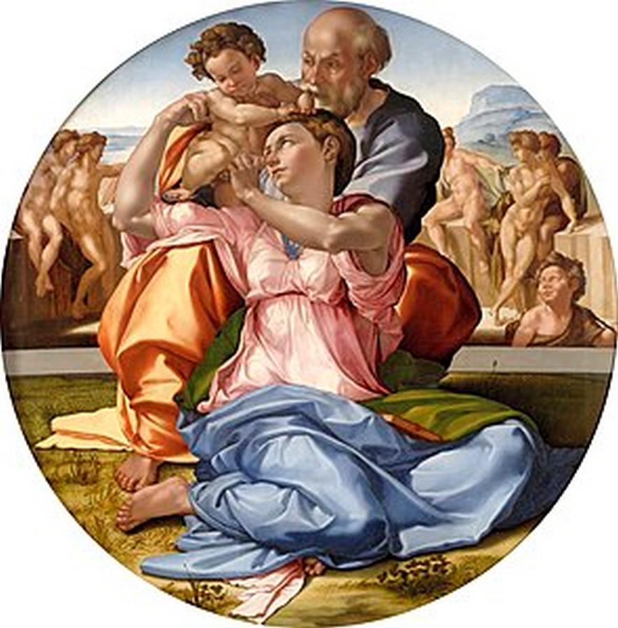Michelangelo - Sheet2