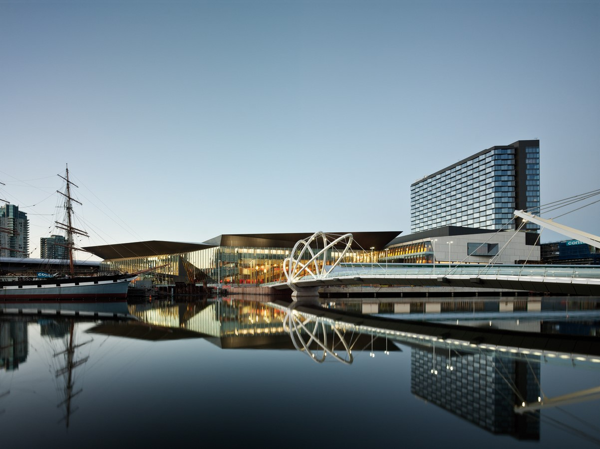 Melbourne Convention and Exhibition Centre - Sheet1