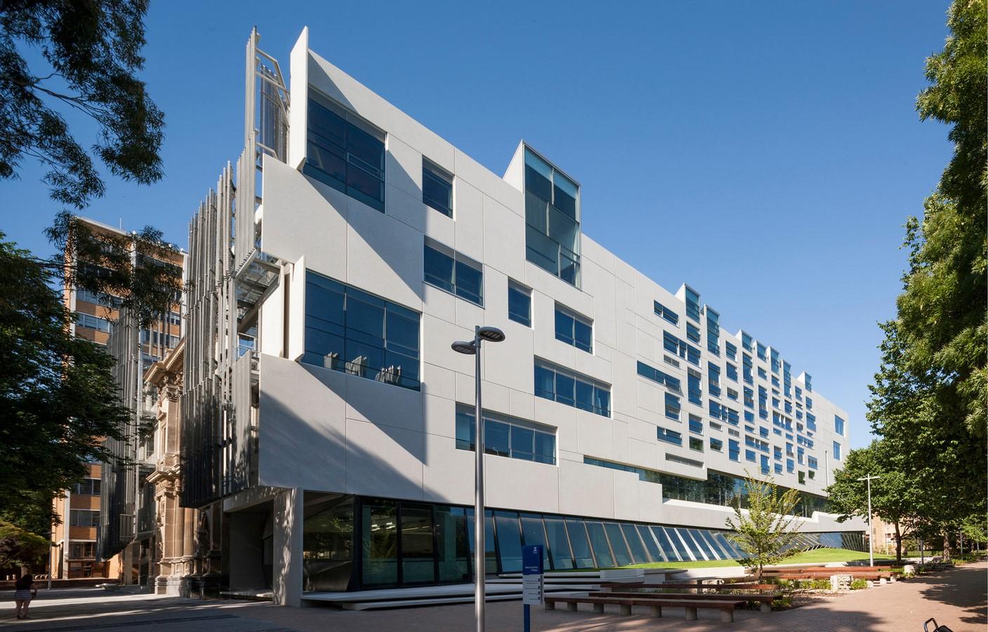 Melbourne School of Design University of Melbourne - Sheet1