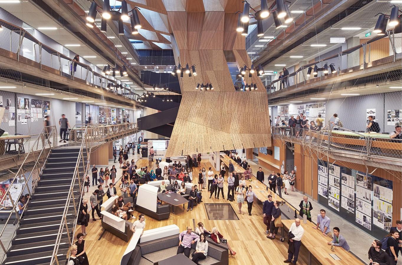 Melbourne School of Design University of Melbourne - Sheet2