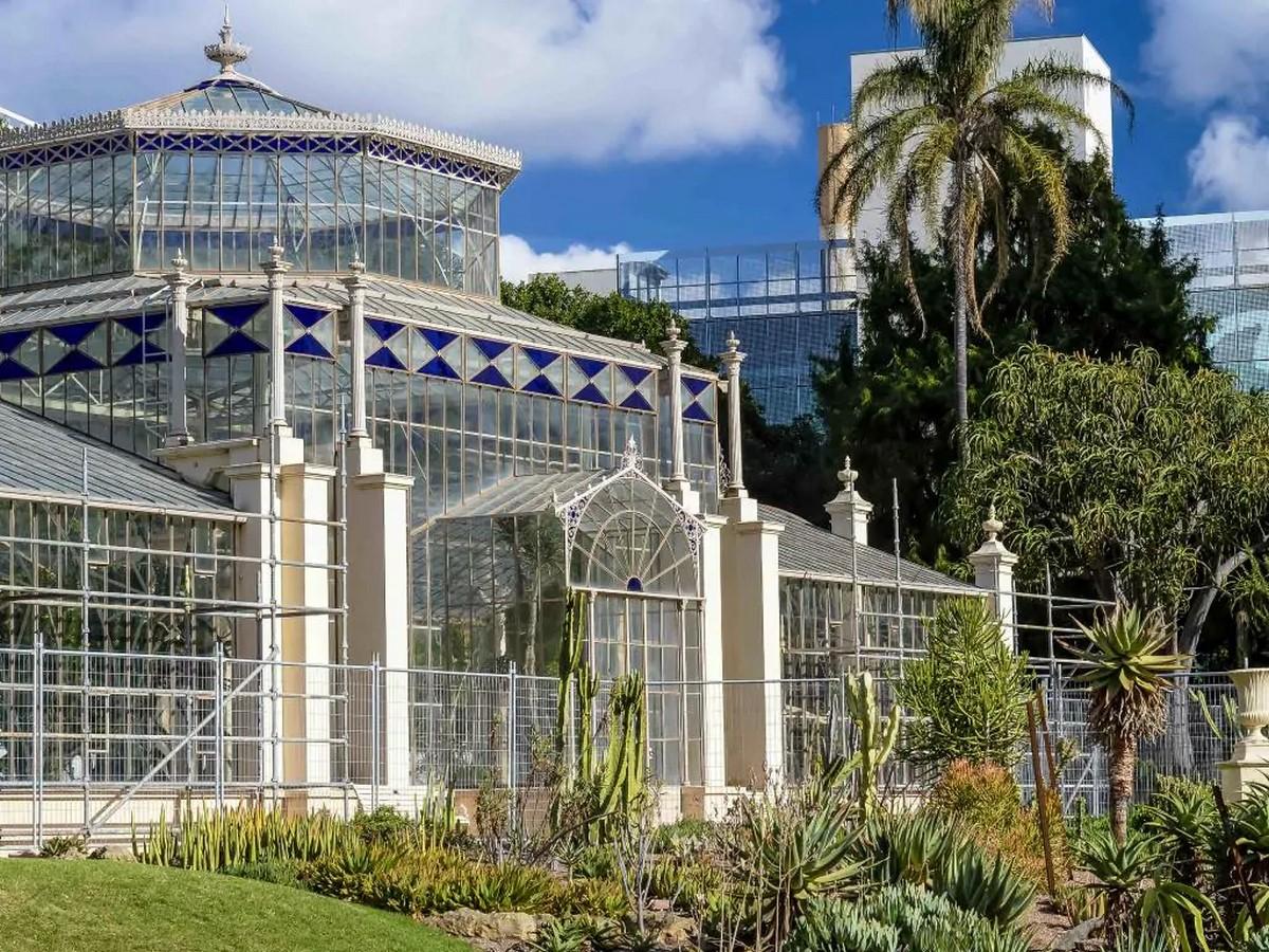 Botanical Gardens - Sheet2