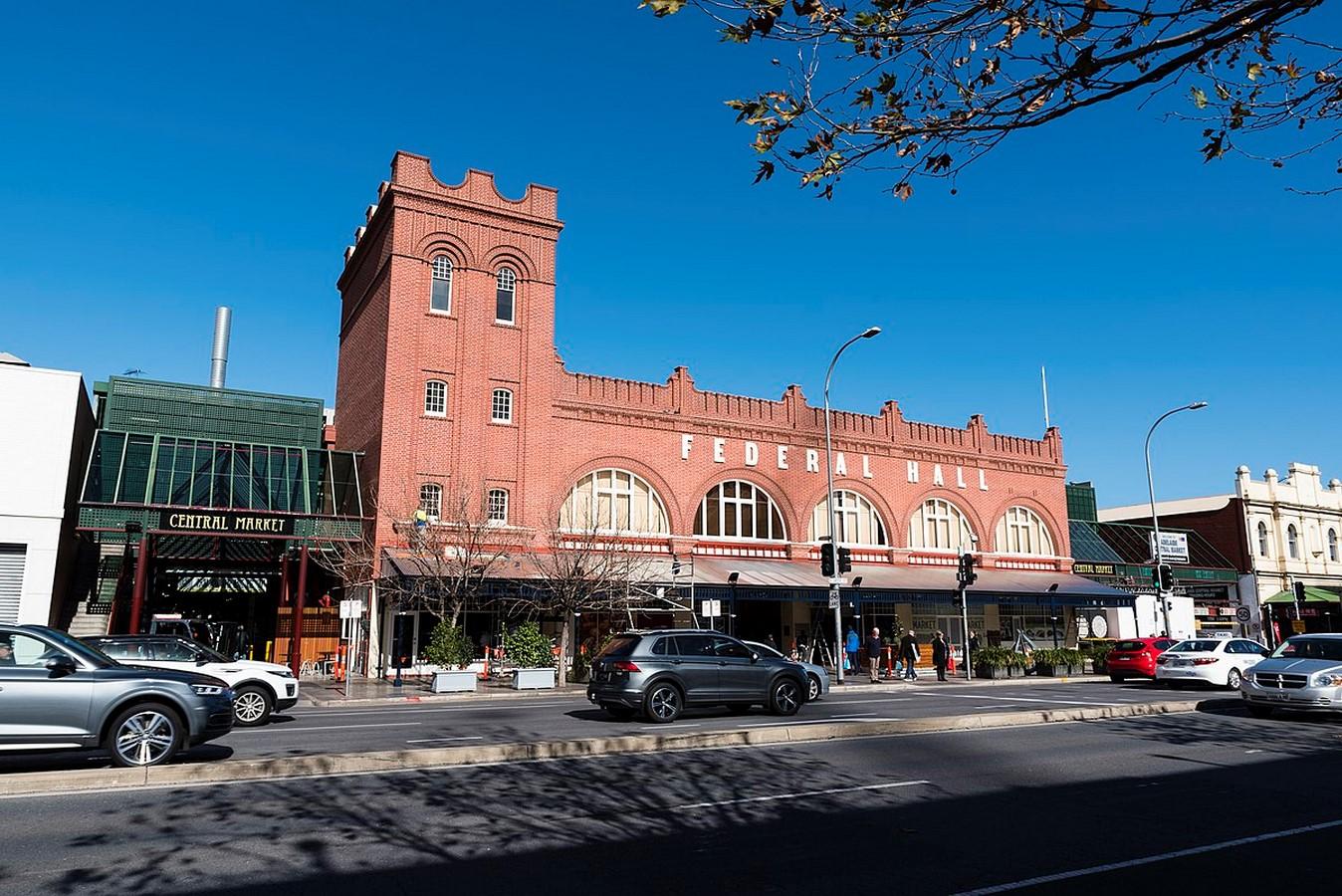Adelaide Central Market - SHeet2