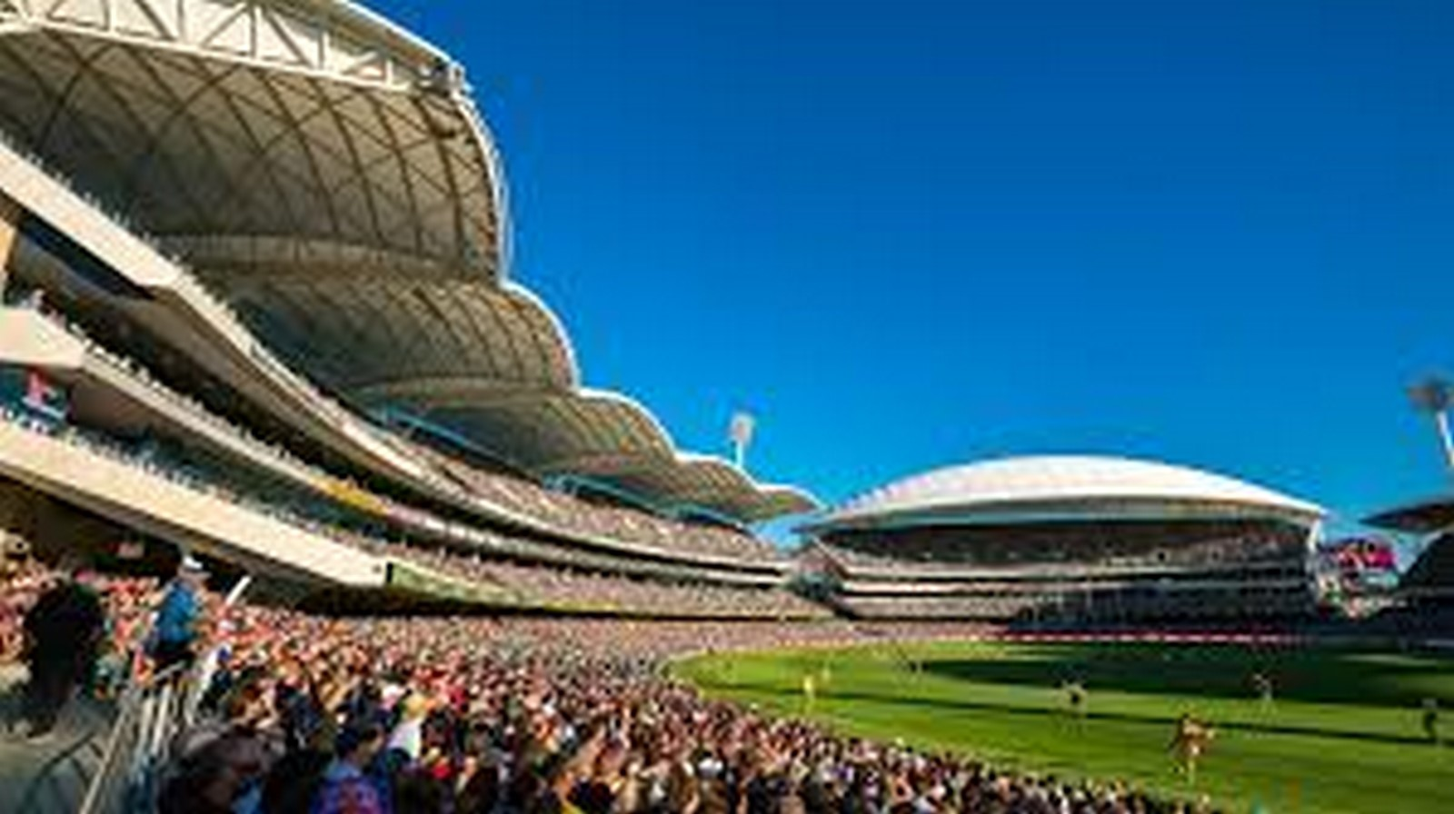 Adelaide Oval - Sheet1