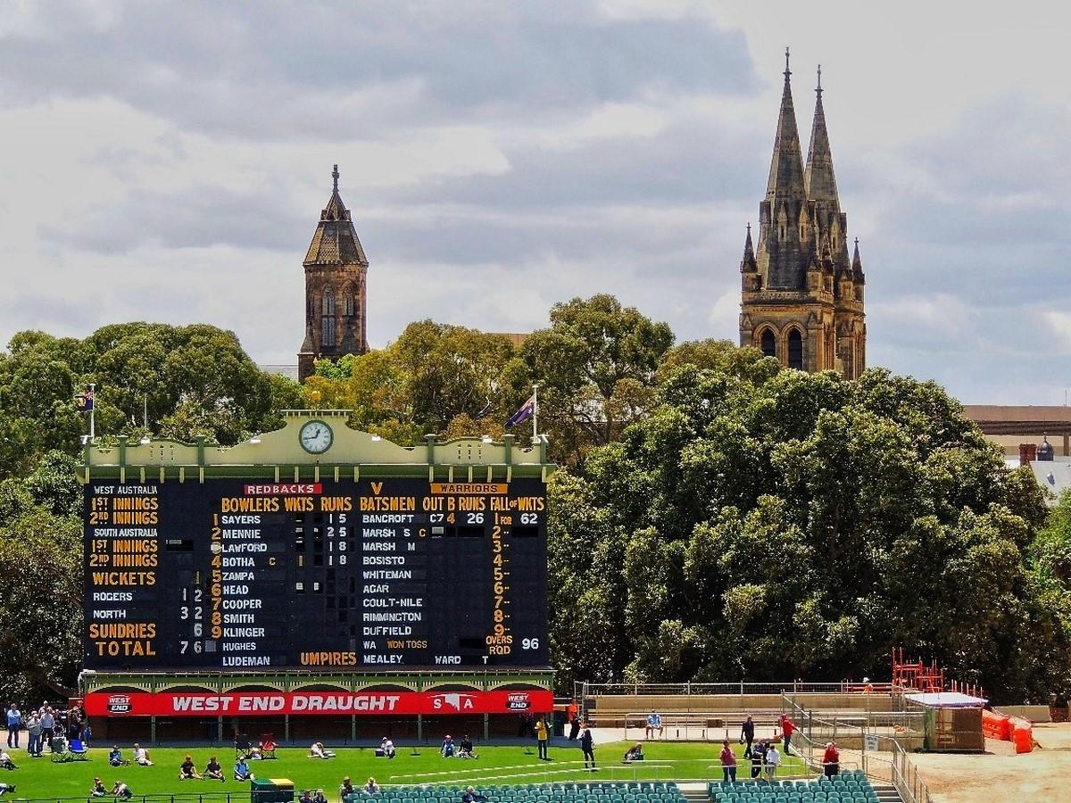 Adelaide Oval - Sheet3