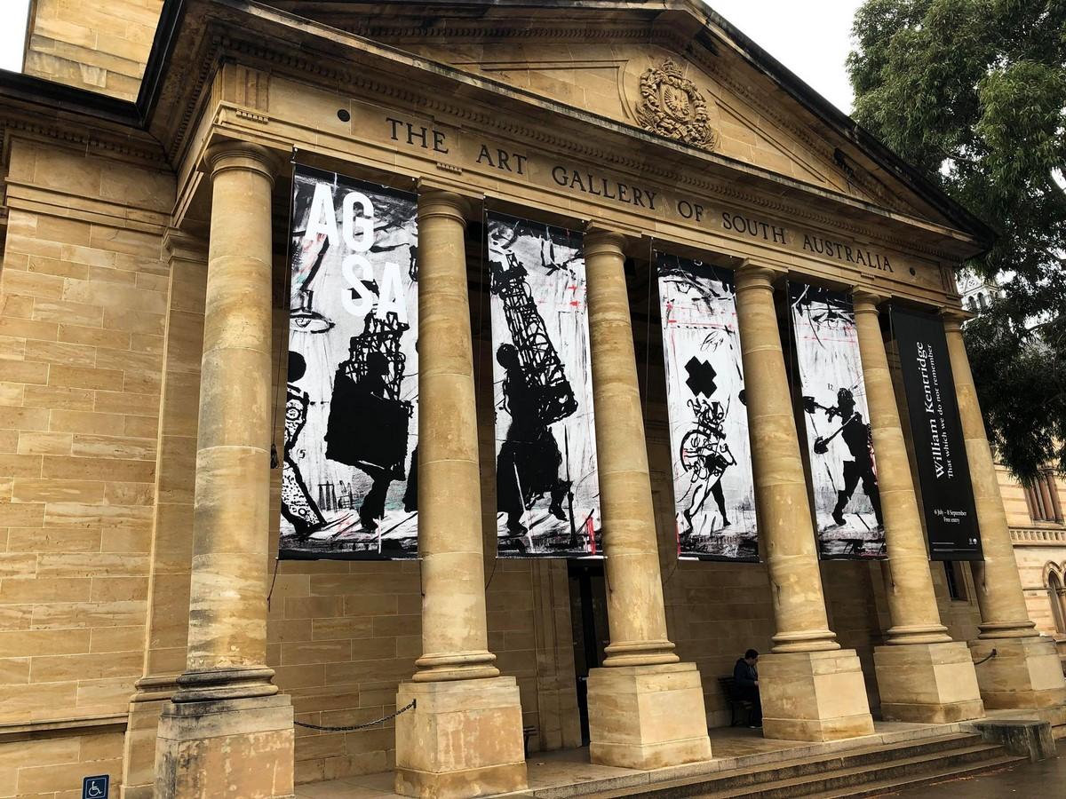 Art Gallery of South Australia - Sheet1