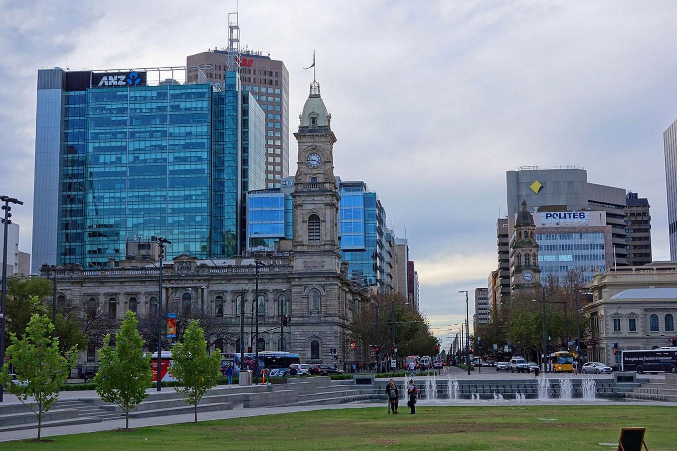 Victoria's Square - Sheet3