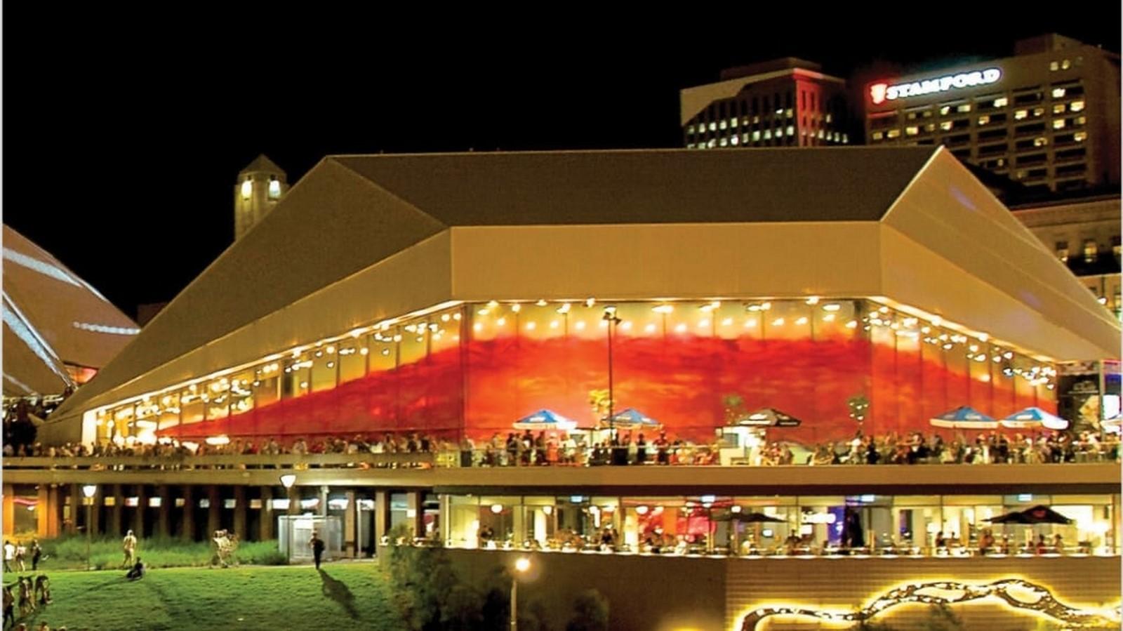 Adelaide Festival Centre - Sheet1
