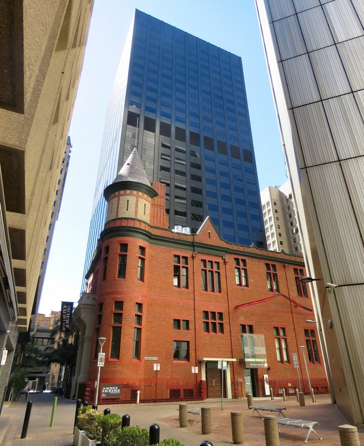 Adelaide Stock Exchange Building - Sheet2