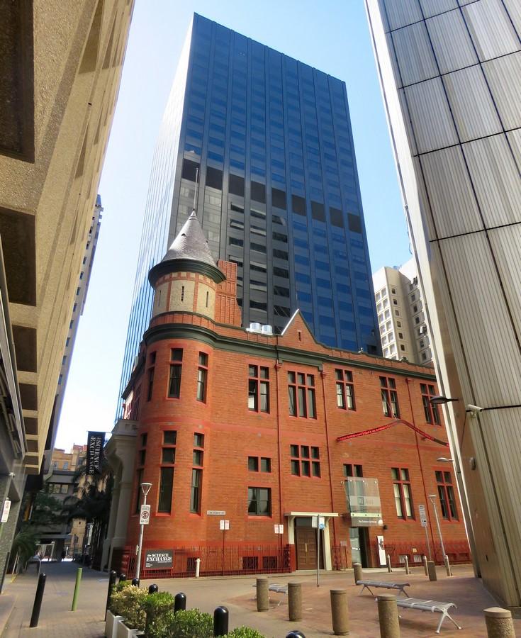 Adelaide Stock Exchange Building - Sheet2