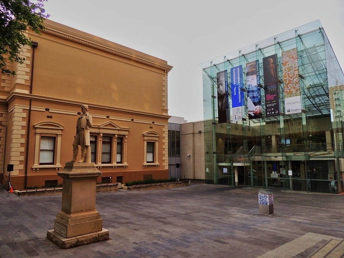 State Library of South Australia - Sheet1