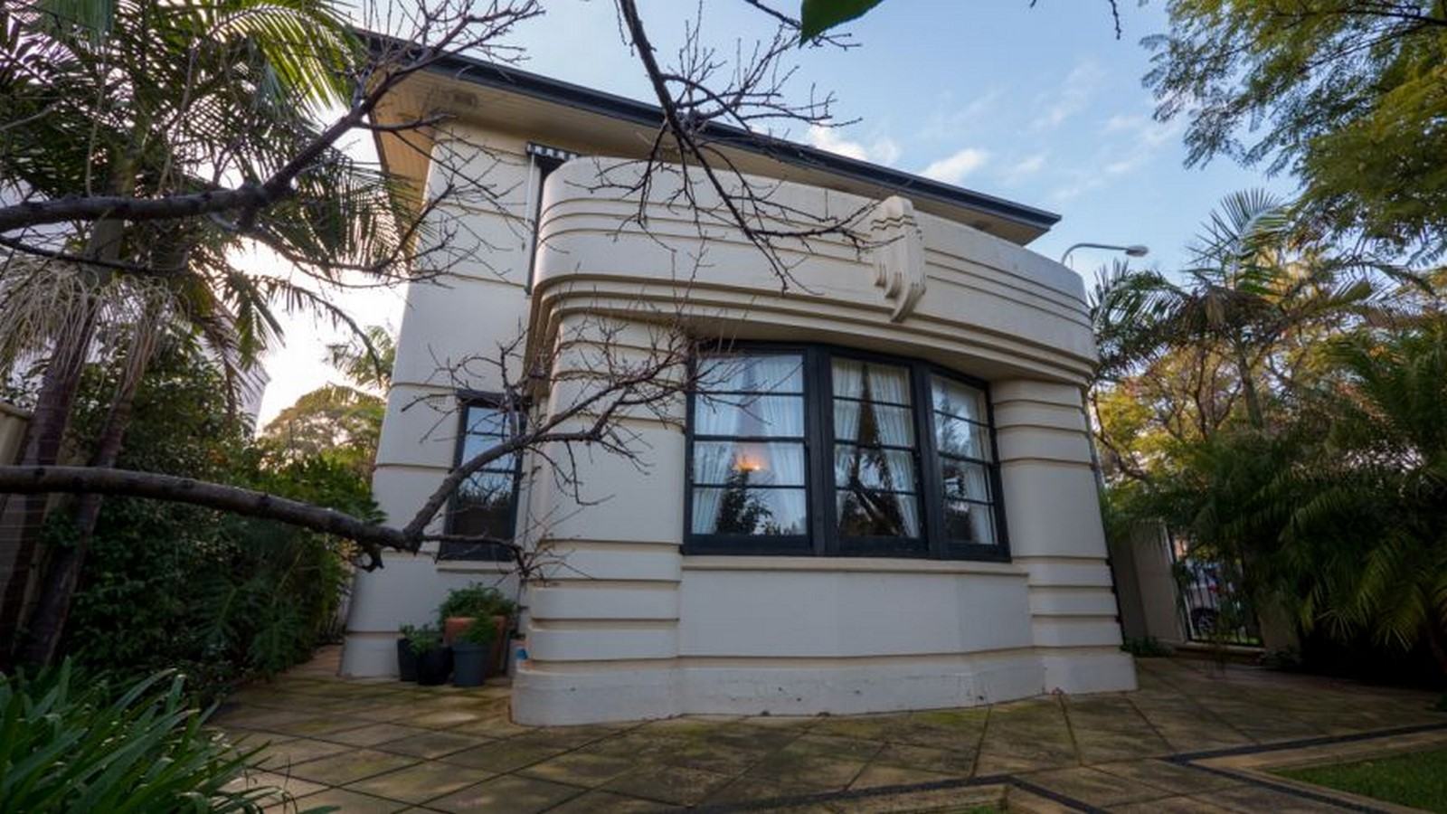 Art Deco House on the Prospect Road - SHeet1