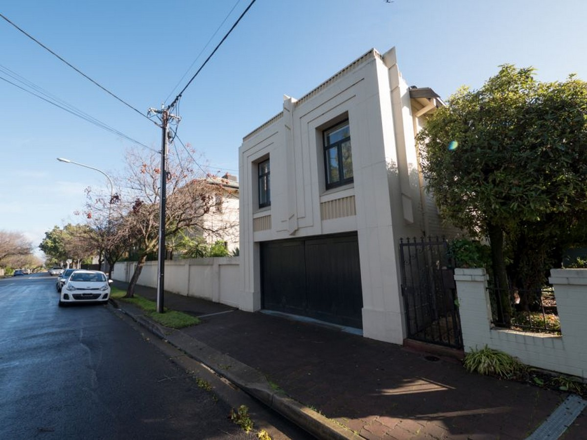 Art Deco House on the Prospect Road - SHeet2