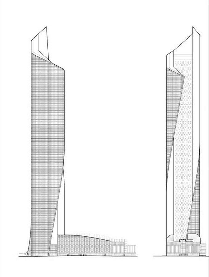 Al Hamra Tower, Kuwait by SOM- The Twisting Future of Architecture - Sheet3