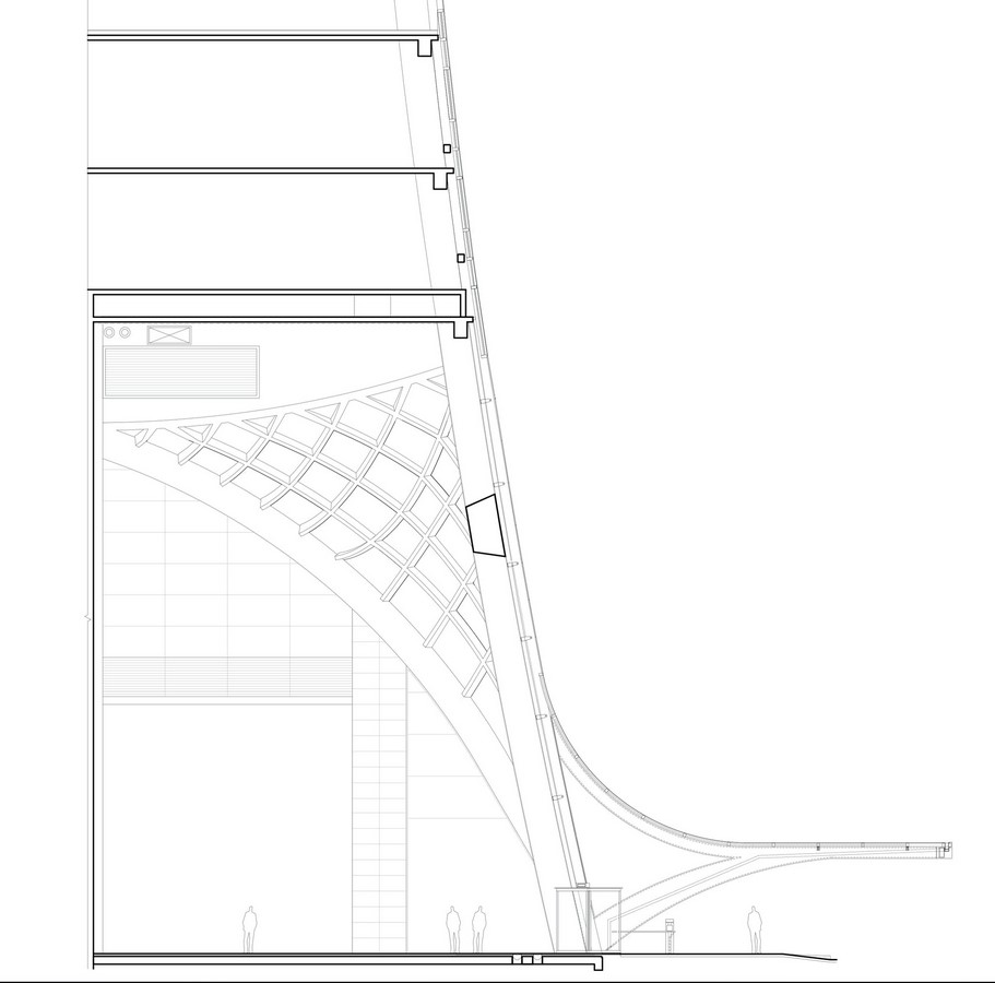 Al Hamra Tower, Kuwait by SOM- The Twisting Future of Architecture - Sheet6