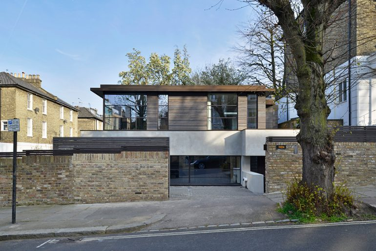 Thurlow Road By Square Feet Architects