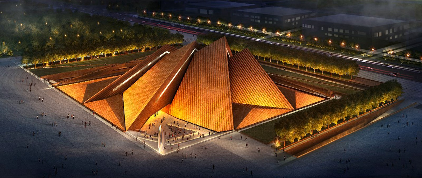 DATONG ART MUSEUM - Sheet1