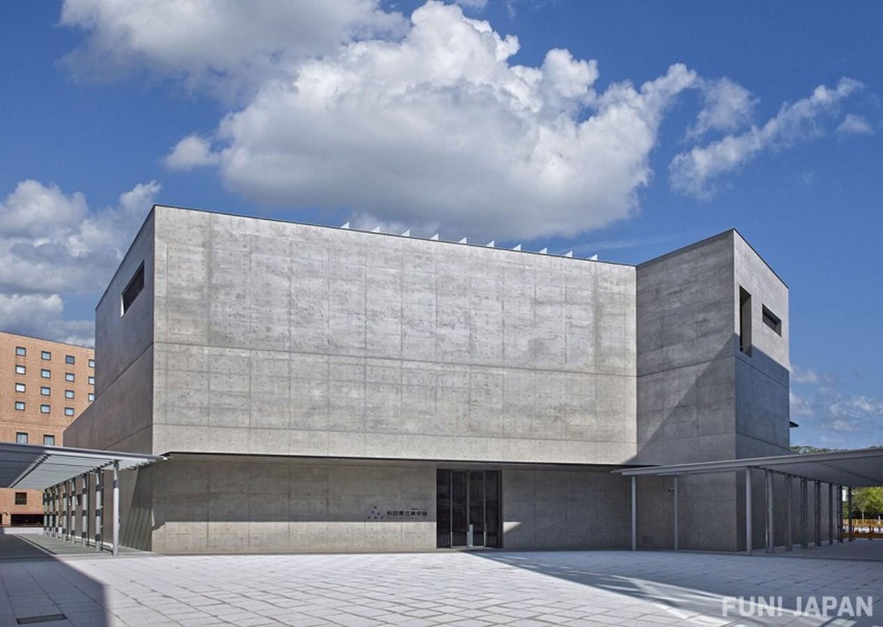 AKITA MUSEUM OF ART - Sheet2