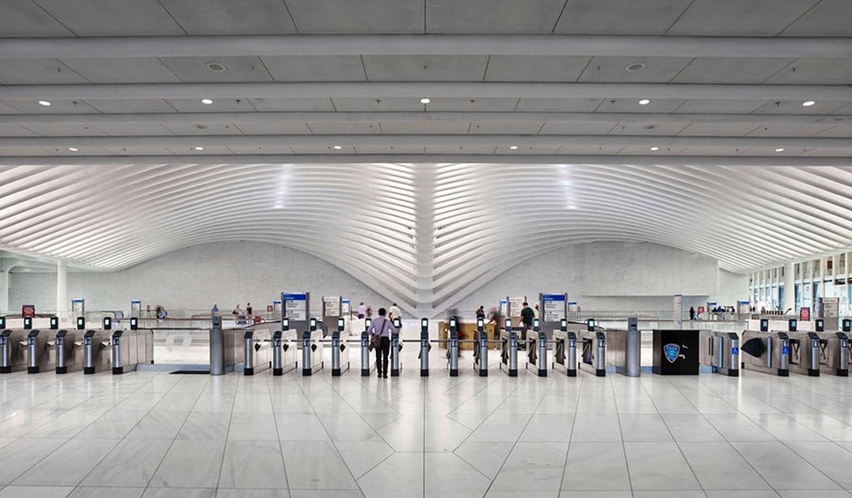 Santiago Calatrava- Oculus - Sheet4