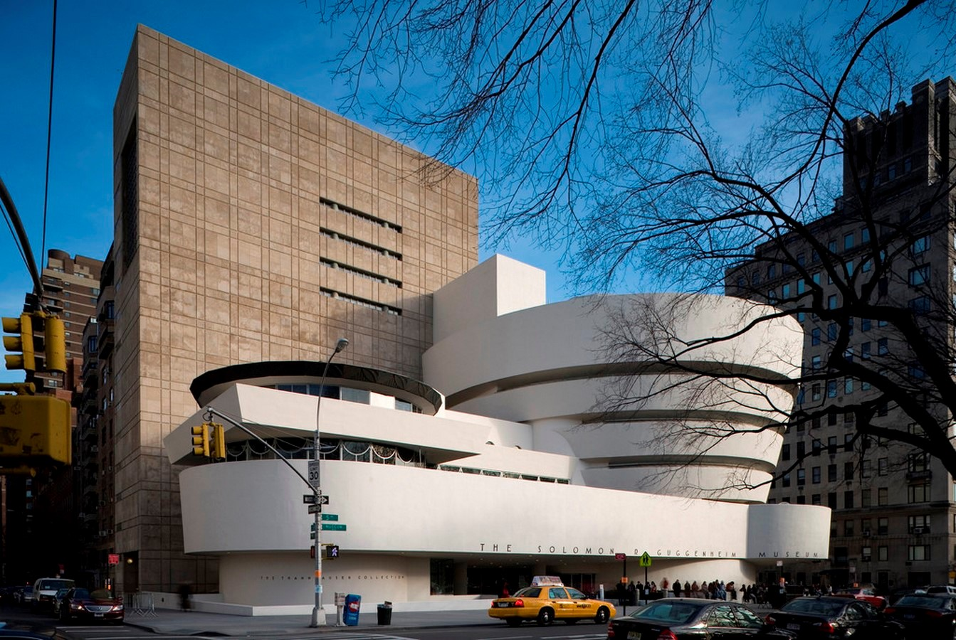 F.L Wright- Solomon. R. Guggenheim Museum - Sheet1