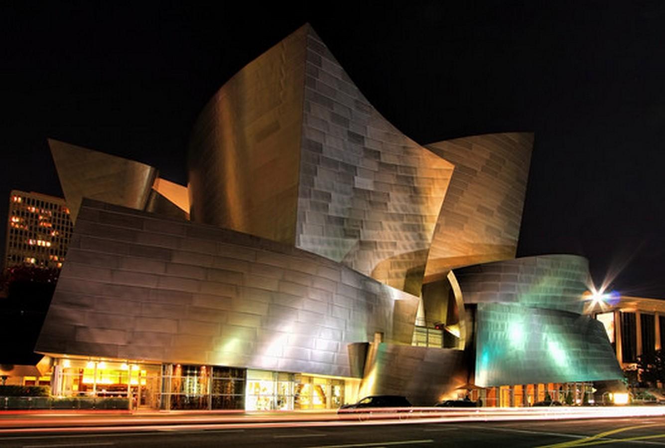 Frank Gehry- Walt Disney Concert Hall - Sheet2