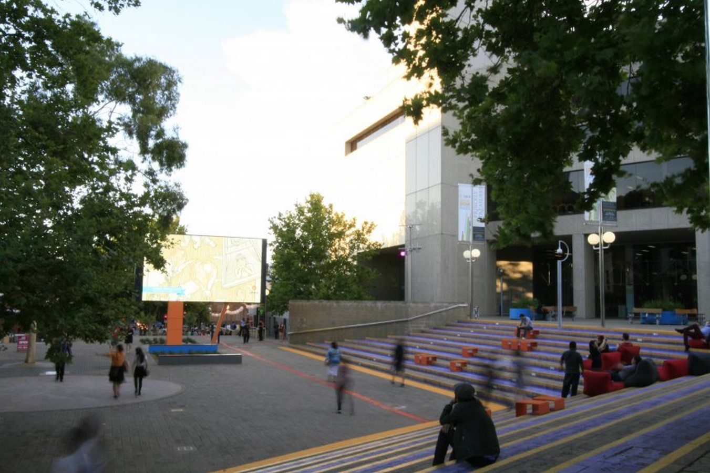 Cultural Centre Screen - Sheet3