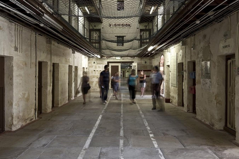 Fremantle Prison Main Cell Block - Sheet3