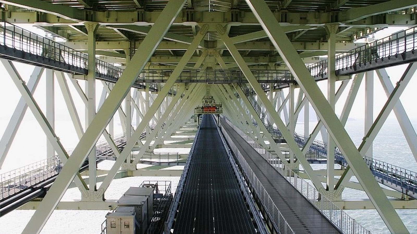 Akashi Kaikyo Bridge, Japan by Satoshi Kashima- The Longest Suspension Bridge in the World - Sheet9