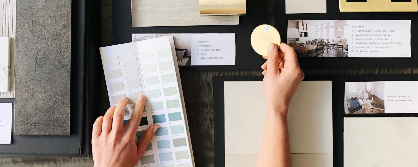 10 Tips on creating the perfect mood-boards for clients - Sheet3