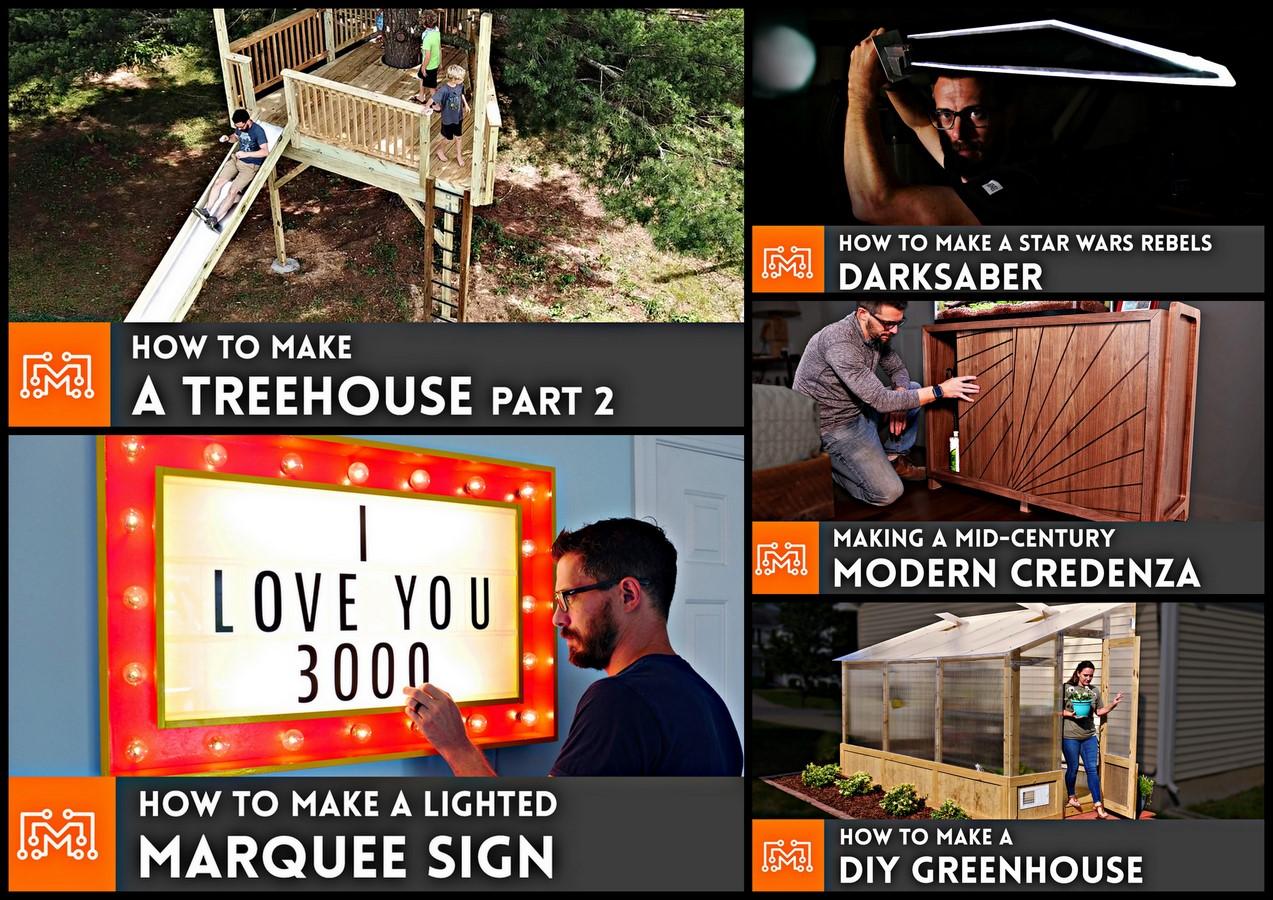 Youtube for Architects- I Like To Make Stuff - Sheet3