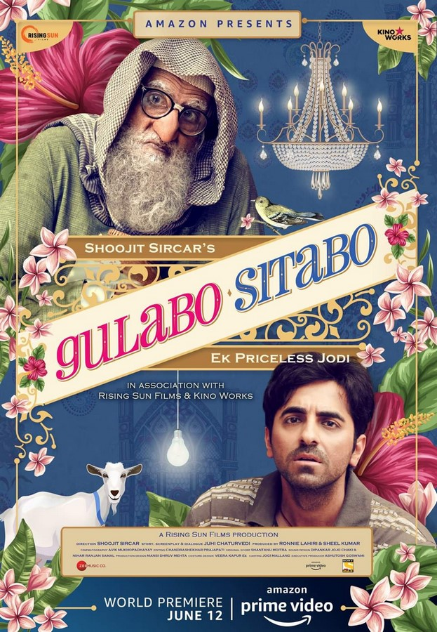 An architectural review of Gulabo Sitabo- Sheet1