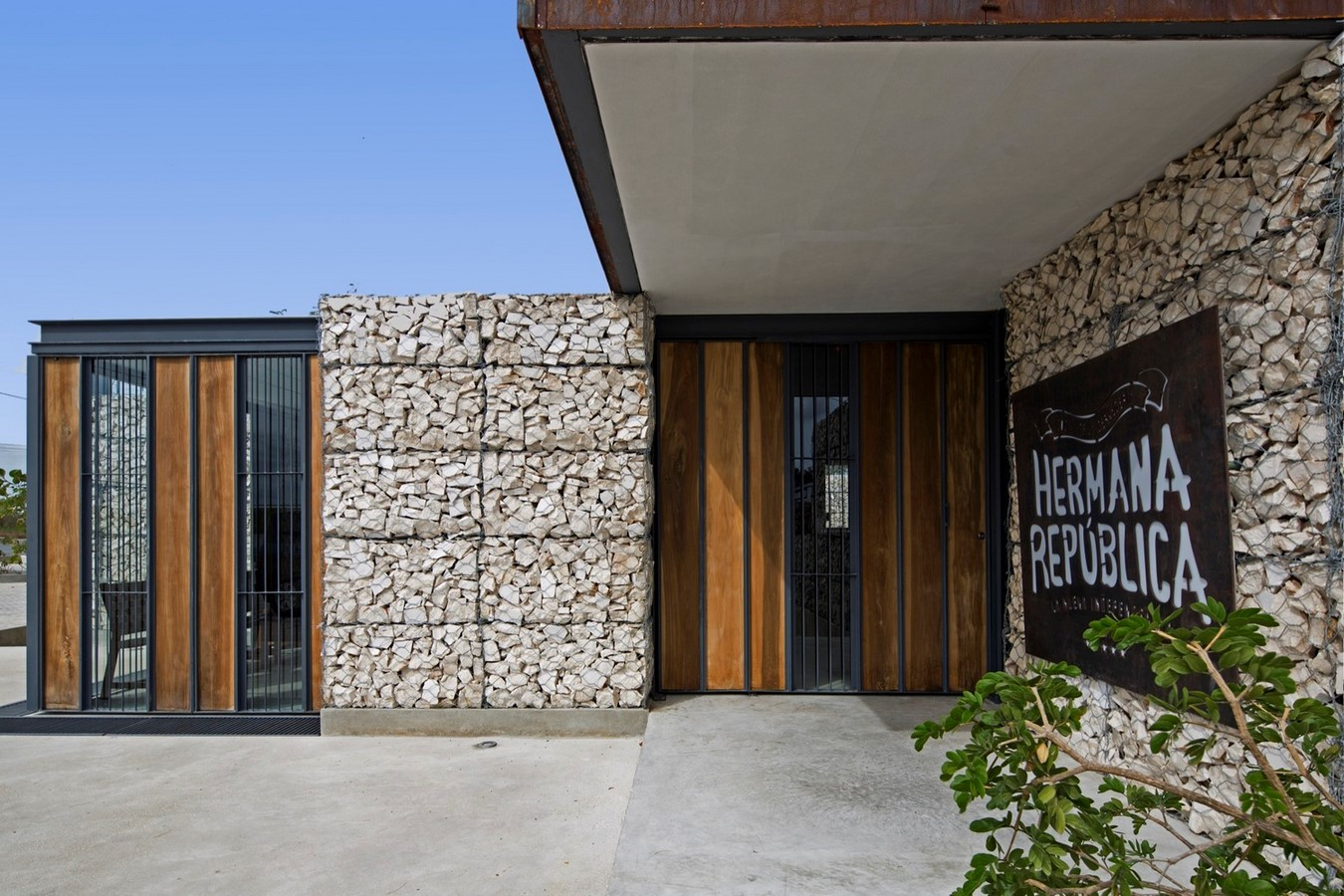 Gabion wall as a building technique - Sheet11