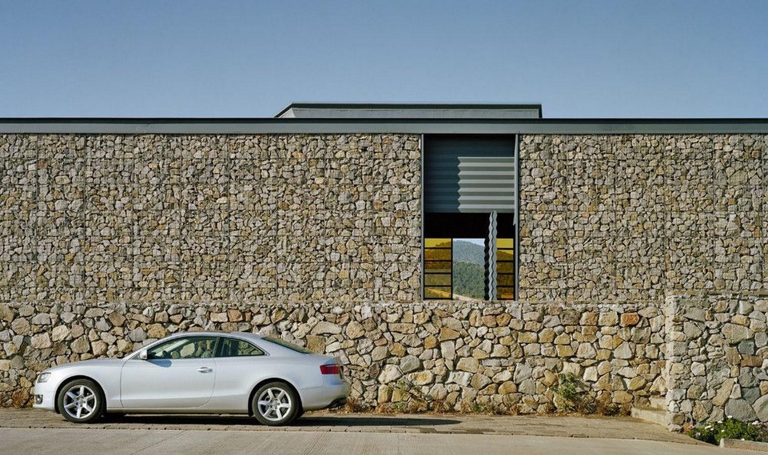 Gabion wall as a building technique - Sheet6