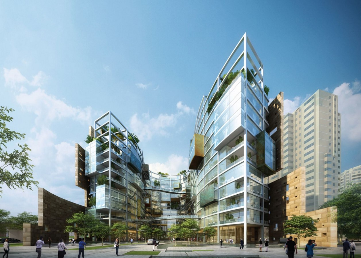 Baku Landmark Development, Azerbaijan - Sheet1