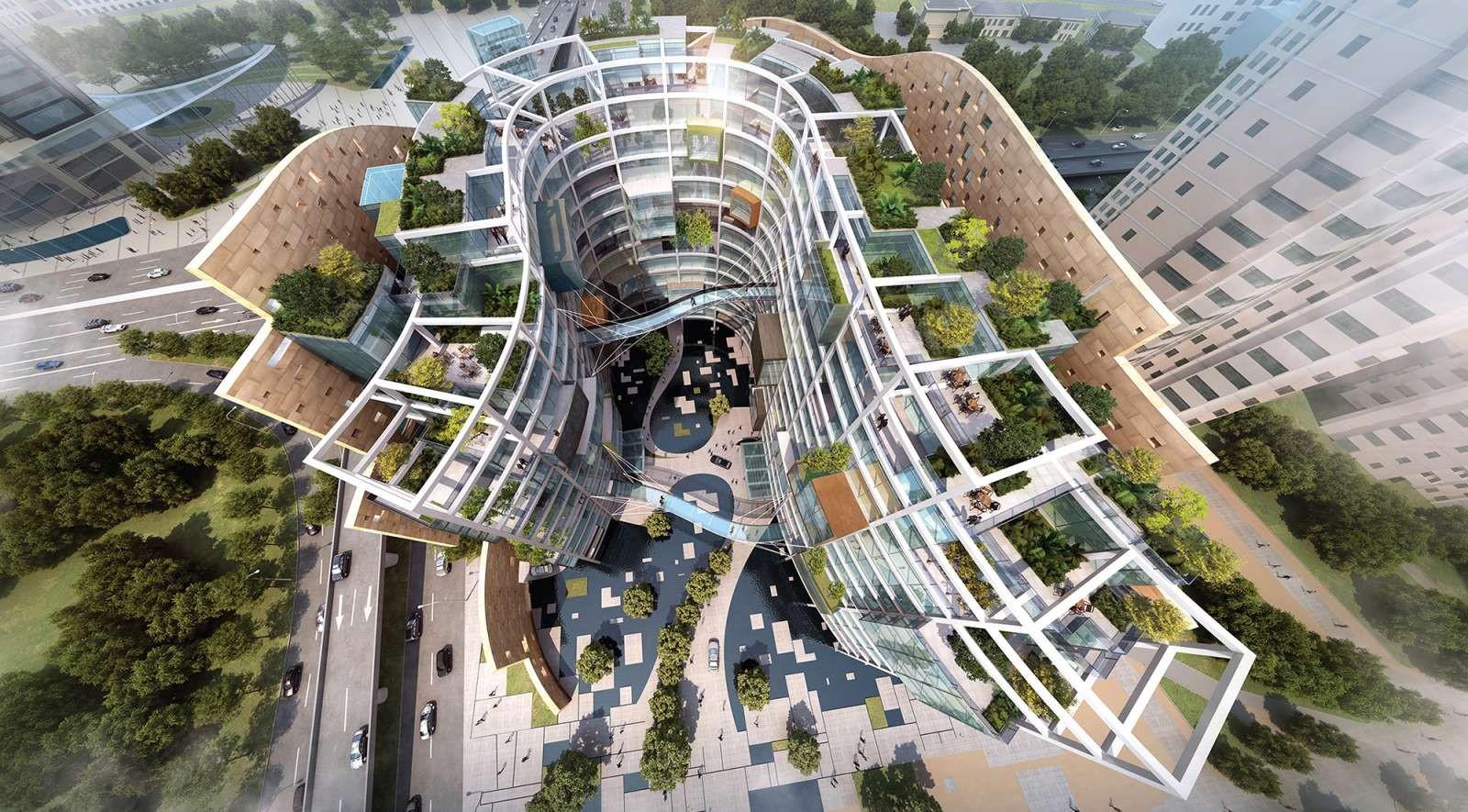 Baku Landmark Development, Azerbaijan - Sheet2