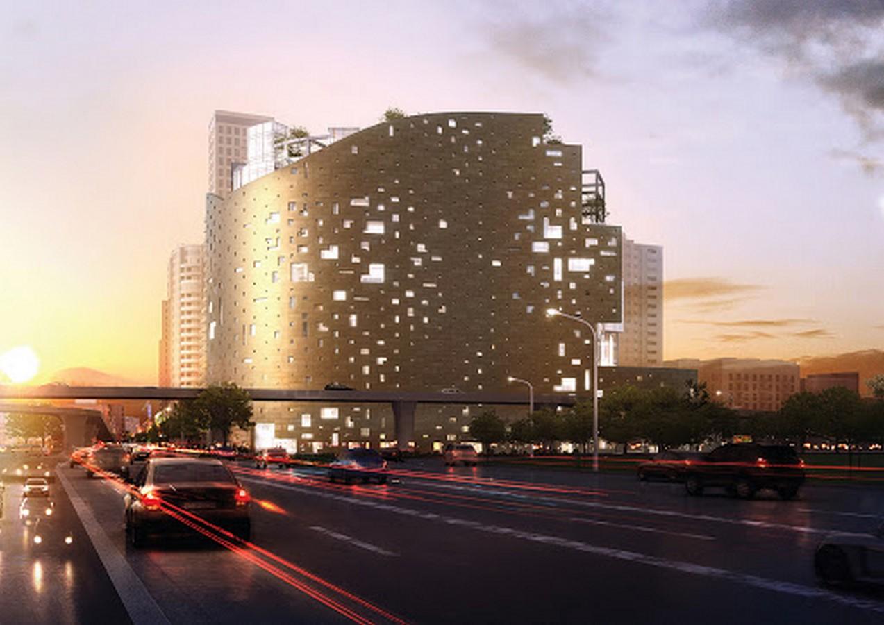 Baku Landmark Development, Azerbaijan - Sheet3
