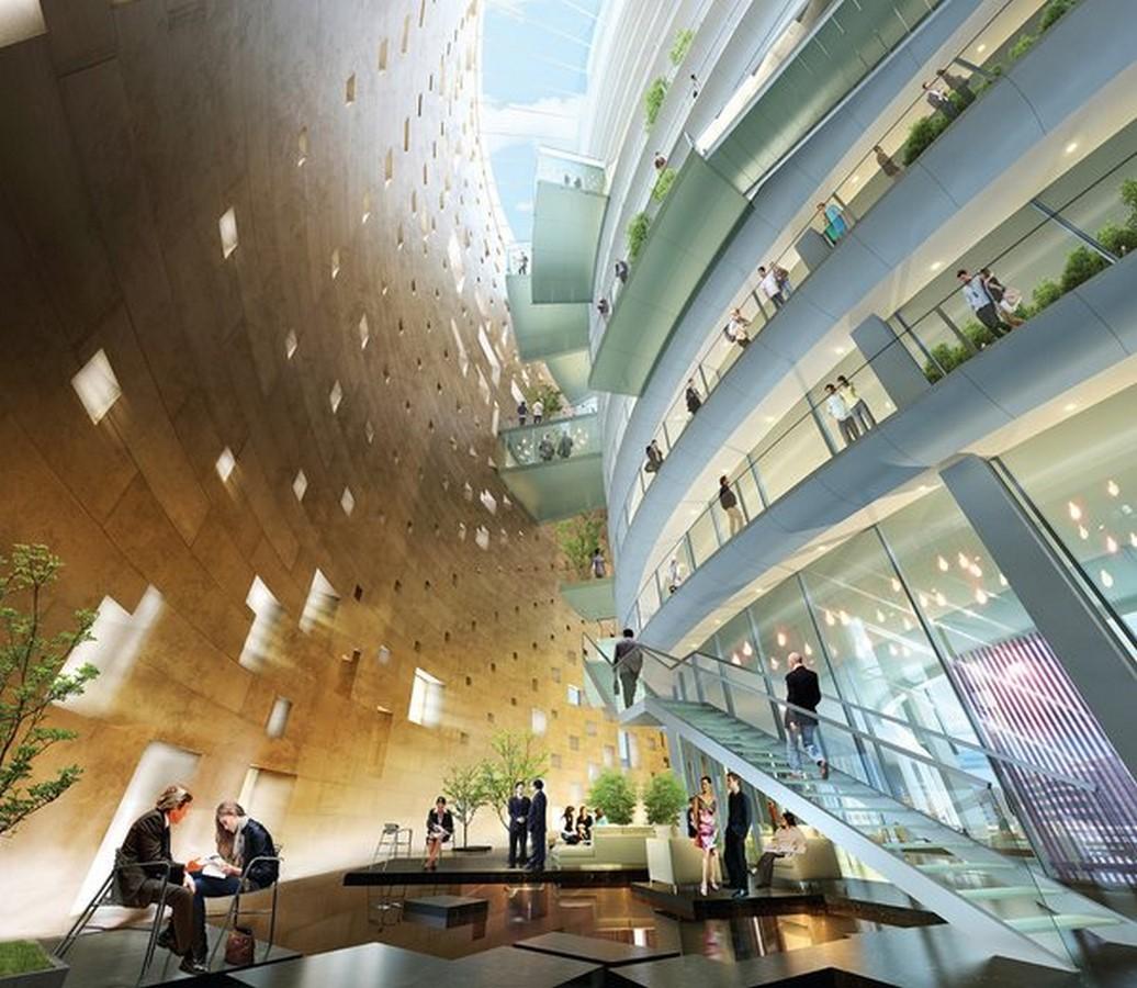 Baku Landmark Development, Azerbaijan - Sheet4
