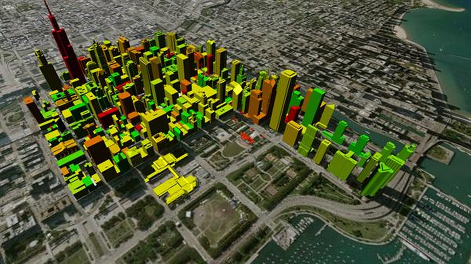 Chicago Decarbonisation Plan - Sheet3