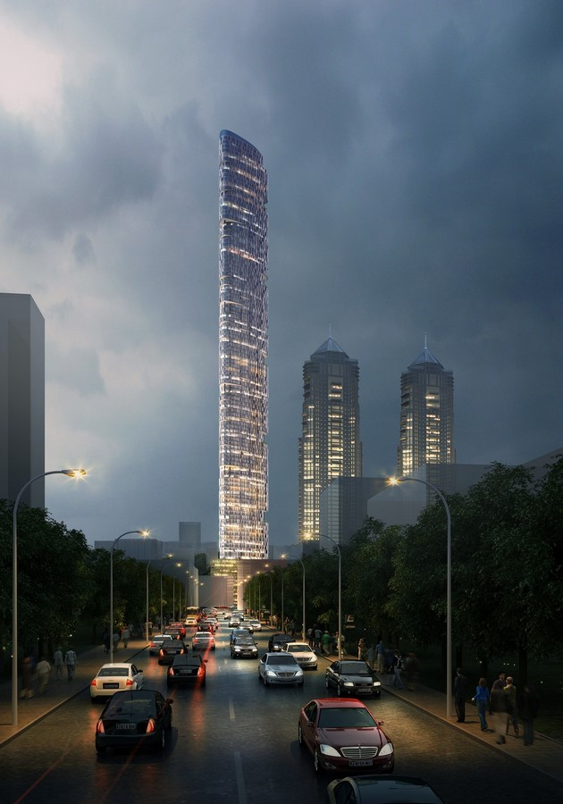 Imperial Tower Competition, Mumbai, India - Sheet4