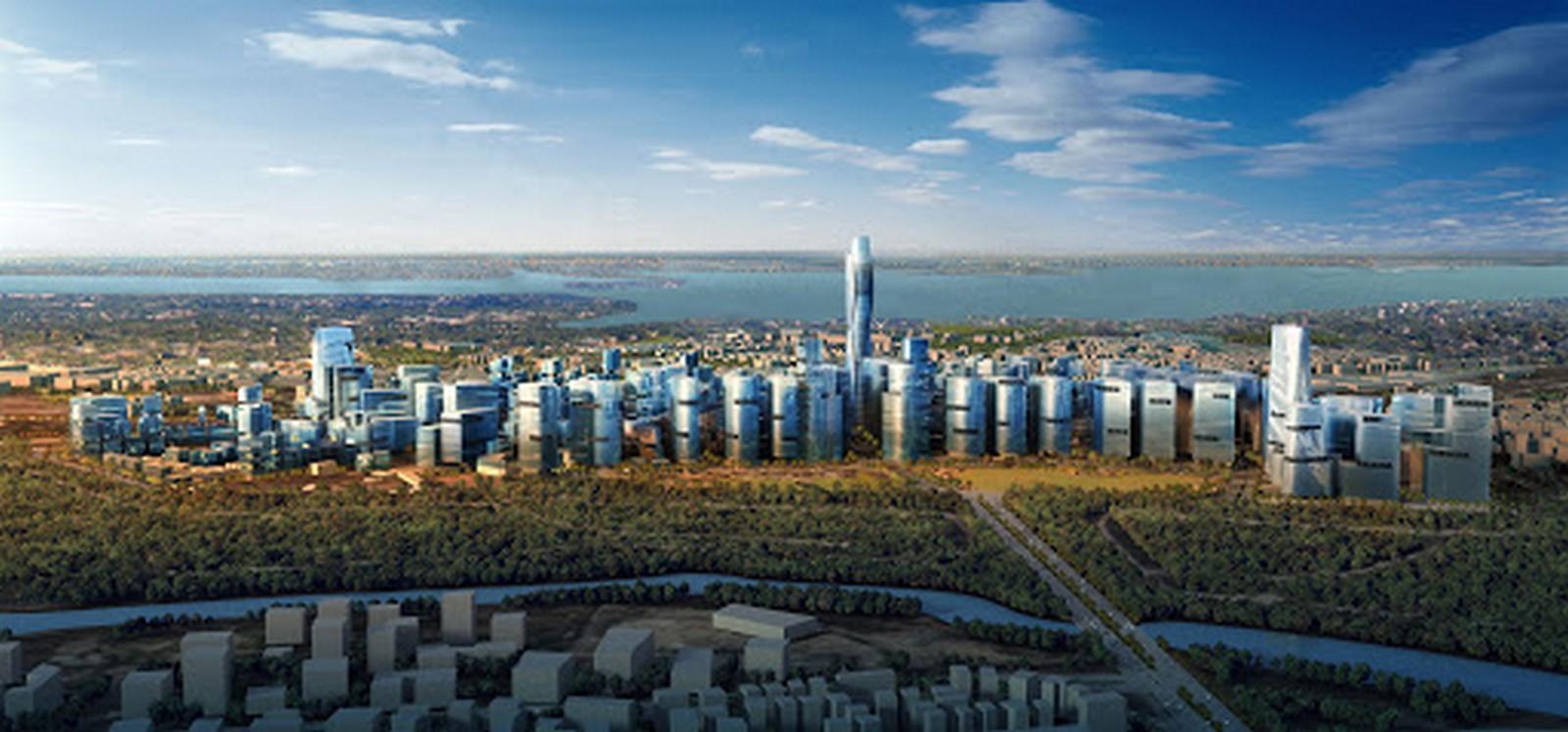 Mumbai Master Plan, Dharavi, mumbai - Sheet2