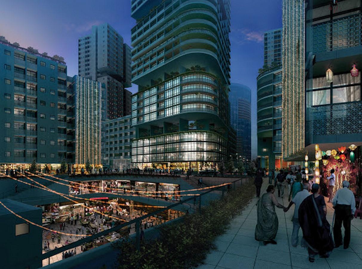 Mumbai Master Plan, Dharavi, mumbai - Sheet5