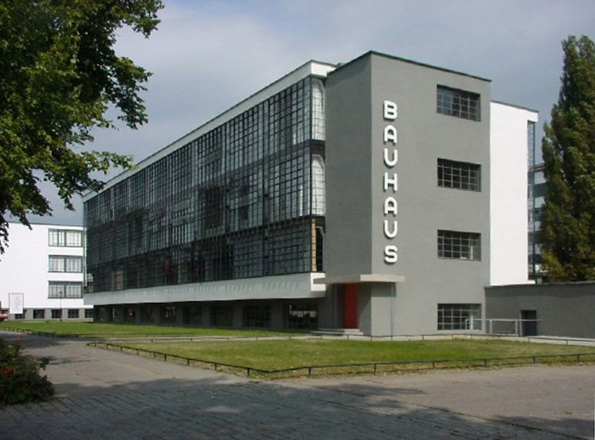 Decoding the elements of Bauhaus architectural style - Sheet2