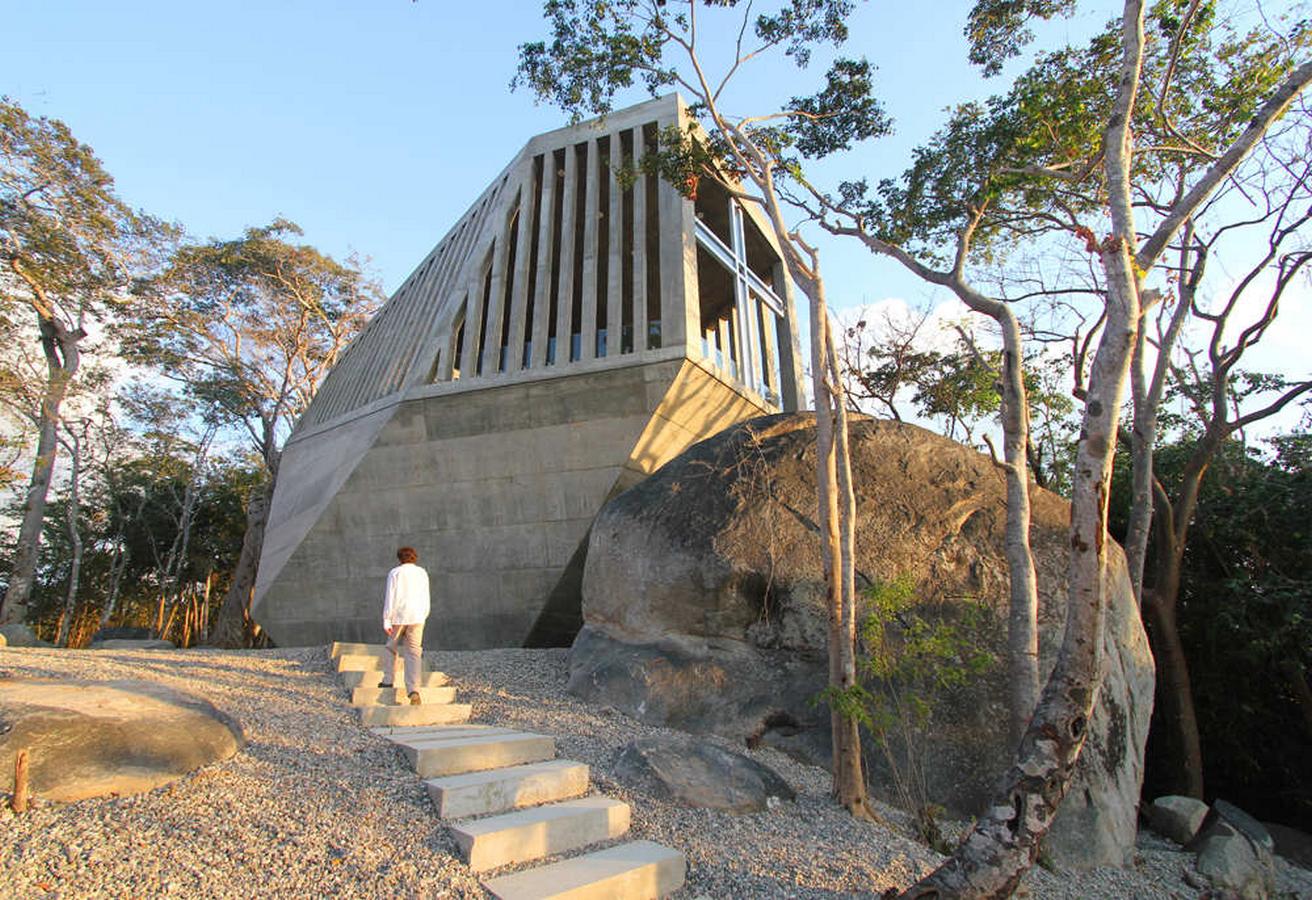 Bunker Arquitectura - Sheet3